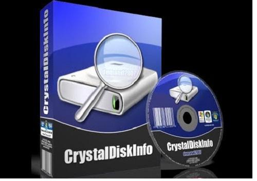 phan mem kiem tra suc khoe o cung CrystalDiskInfo 8.2.3