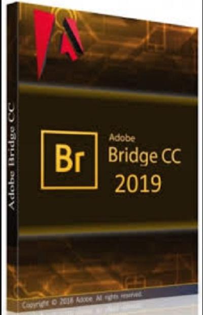 phan mem quan ly thu vien anh Adobe Bridge CC 2019