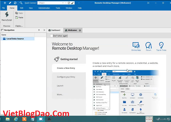 Remote Desktop Manager Enterprise 2020