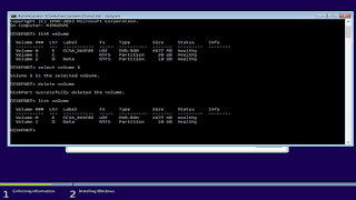 fix Windows cannot be installed to this disk. The selected disk is of the GPT partition style 3
