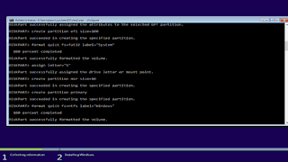 fix Windows cannot be installed to this disk. The selected disk is of the GPT partition style 5
