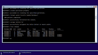 fix Windows cannot be installed to this disk. The selected disk is of the GPT partition style 6