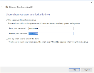 BitLocker windows 10 2