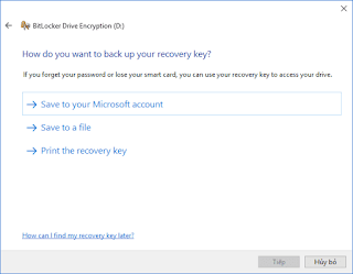 BitLocker windows 10 3