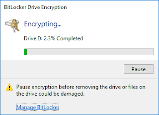 BitLocker windows 10 7