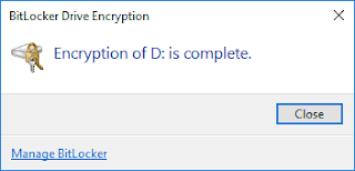 BitLocker windows 10 8