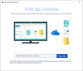 go bo OneDrive windows 10
