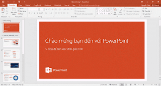 thu thuat PowerPoint