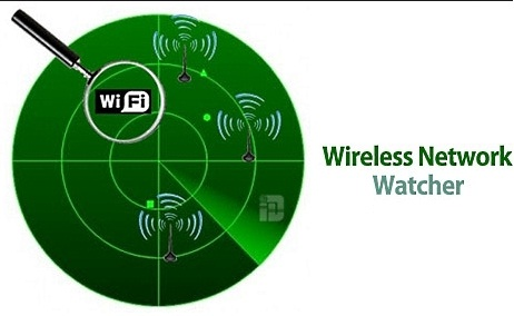 Phan mem quet wifi Wireless Network Watcher