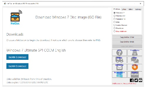Windows ISO Downloader 8