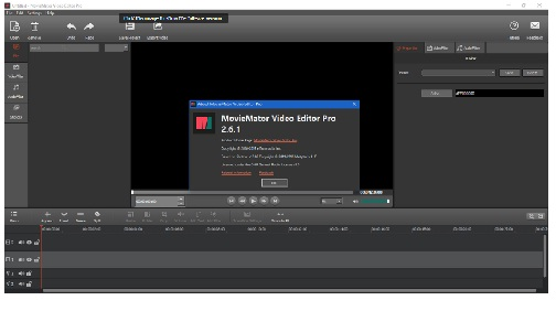 phan mem chinh sua video MovieMator Video Editor Pro 2.6