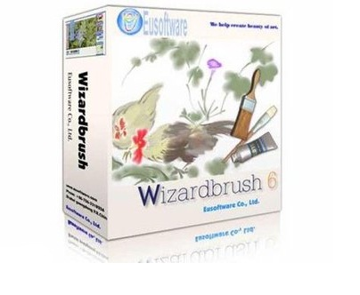 Phan mem ve tranh Wizardbrush 6.7