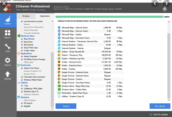 CCleaner 5.62