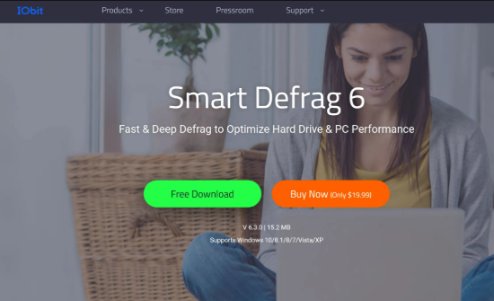 IObit Smart Defrag Pro v6.3 I enjoy the information