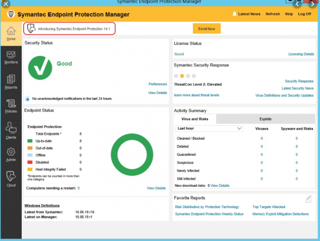 Symantec Endpoint Protection 2020