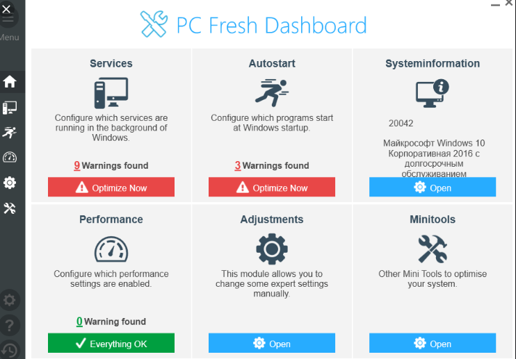 Abelssoft PC Fresh 2019