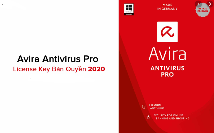 Avira Antivirus Security 2020