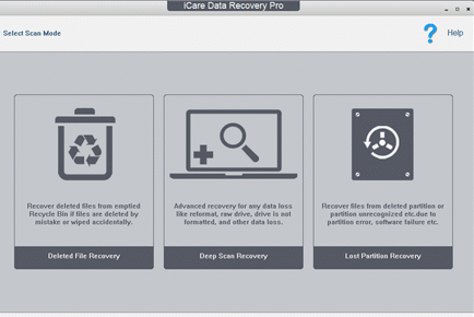 cai dat iCare Data Recovery Pro 8.1