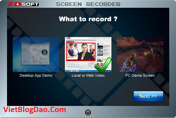 ZD Soft Screen Recorder 11.2.1