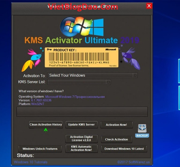 download Windows KMS Activator Ultimate 2020