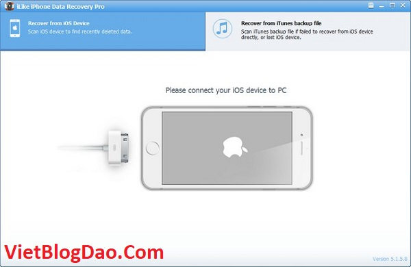 ILike iPhone Data Recovery Pro 7.1