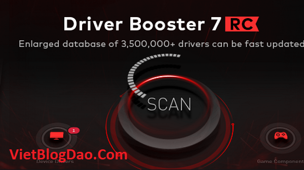 IObit Driver Booster Pro 7.4