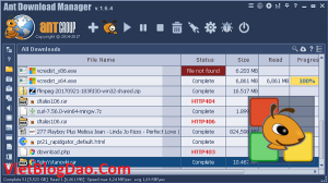 Ant Download Manager Pro 1.17 Full Active – Hỗ trợ, tăng tốc download